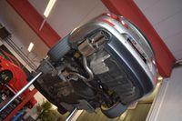 FRIEDRICH MOTORSPORT  76mm Komplettanlage  VW Passat CC ab Bj. 2008 (Frontantrieb)  1.8l TSI 118kW/2.0l TSI 147/155kW  - Endrohrvariante frei wählbar