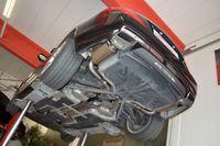 FRIEDRICH MOTORSPORT  2x76mm Duplex Sportauspuff  Mercedes R231 SL-Klasse Roadster Heckantrieb 03/2012-05/2015  SL500 320kW  - Endrohr nicht wählbar