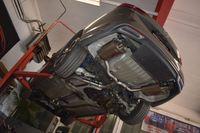 FRIEDRICH MOTORSPORT  76mm Duplex Komplettanlage  Opel Insignia Sports Tourer Frontantrieb ab Bj. 06/2018-  1.6l Turbo 147kW  - Endrohr nicht wählbar
