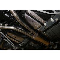 FOX 63,5mm Duplex Sportauspuff Komplettanlage Ford Mustang VI 6 Facelift Coupe & Convertible - 8 -Zylinder 5,0l 331kW - 2x100 Typ 25 rechts/links Bild 9