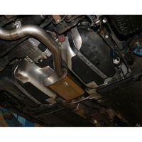 FOX Komplettanlage ab Kat Audi A3 Typ 8P Sportback ab 06 2.0l - 2x90 Typ 25 Bild 3