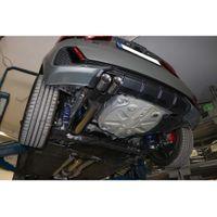 FOX  70mm Sportauspuff  Komplettanlage Audi A1 40TFSI - 2x76 Typ 25  2.0l 147kW Bild 4