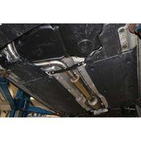 FOX  70mm Sportauspuff  Komplettanlage Audi A1 40TFSI - 2x76 Typ 25  2.0l 147kW Bild 6