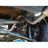 FOX  Duplex Sportauspuff  Opel Astra J Limousine ab Bj. 2009  1.6l 125/132/147kW - 115x85 Typ 32 rechts/links Bild 7