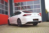 FRIEDRICH MOTORSPORT  76mm Duplex Sportauspuff  Opel Insignia Grand Sport Frontantrieb ab Bj. 06/2018  1.6l Turbo 147kW  - Endrohrvariante frei wählbar