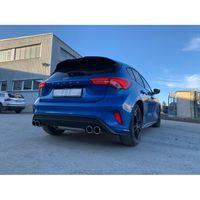 FOX Duplex Sportauspuff Ford Focus 4 1,5l 111/134kW starrer Hinterachse - 2x80 Typ 16 rechts/links Bild 8