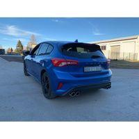 FOX Duplex Sportauspuff Ford Focus 4 1,5l 111/134kW starrer Hinterachse - 2x80 Typ 16 rechts/links Bild 6