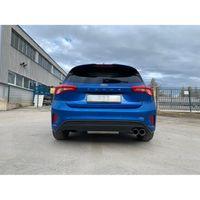 FOX Duplex Sportauspuff Ford Focus 4 1,5l 111/134kW starrer Hinterachse - Ausgang rechts 2x80 Typ 25 Bild 9