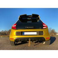 FOX Duplex Sportauspuff inkl. Flexstück Renault Twingo 3 - BCM 0,9l 66/68kW 1,0l 48/51/52/54kW - 1x80 Typ 14 rechts/links CS-Tuning Logo Bild 3