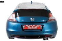 REMUS Komplettanlage ab Kat Honda CR-Z Typ ZF1 ab 10 1.5l Hybrid - 2x84mm Bild 2
