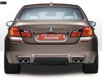 REMUS Duplex Sportauspuff mit integriertem Klappensystem BMW M5 F10 Lim. 4.4l ab 11 - 2x84mm rechts links Bild 2