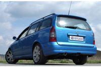 FOX Sportauspuff Opel Astra G OPC Caravan 1x90 Typ 17 Bild 2