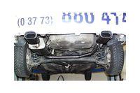 FOX Duplex Sportauspuff Opel Astra G Caravan 135x80 Typ 53 rechts/links