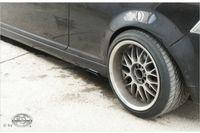 FOX Komplettanlage Side Pipe VW Golf 4,Bora,Variant 130x50 Typ 50 (AnschlussØ 55 mm) Bild 5