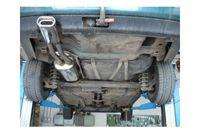 FOX Sportauspuff VW Golf 3 Variant 135x80 Typ 53 Bild 3