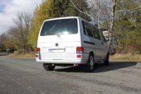 FOX Sportauspuff VW Bus T4 - Frontantrieb - Bus/ Transporter/ Multivan/ Caravelle - 2x63 Typ 28 Dieseloptik Bild 7