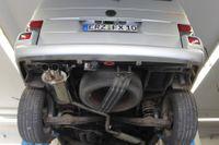 FOX Sportauspuff VW Bus T4 - Frontantrieb - Bus/ Transporter/ Multivan/ Caravelle - 2x63 Typ 28 Dieseloptik Bild 5