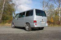 FOX Sportauspuff VW Bus T4 - Frontantrieb - Bus/ Transporter/ Multivan/ Caravelle - 2x63 Typ 28 Dieseloptik Bild 4