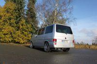 FOX Komplettanlage VW Bus T4 160x80 Typ 53 Bild 7