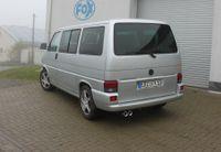 FOX Komplettanlage VW Bus T4 2x80 Typ 13 Bild 3