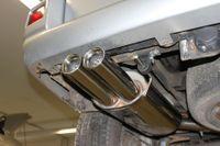 FOX Komplettanlage VW Bus T4 2x80 Typ 13 Bild 7
