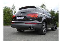FOX Endrohrpaar Audi Q7 - rechts - links je 129x106 mm Bild 2