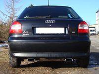 FOX Duplex Komplettanlage Audi A3 Typ 8L Quattro 130x50 Typ 52 rechts/links