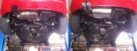 FOX Komplettanlage Audi A3 Typ 8P 3.2l V6 184kW Quattro 2x90 Typ 17 Bild 4