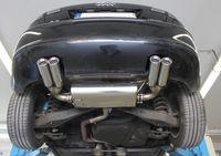FOX Duplex Rennsportanlage Audi A3 Typ 8P Sportback 2x76 Typ 13 rechts/links Bild 6