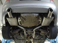 FOX Duplex Sportauspuff Audi A4 Typ B7 Quattro 1x90 Typ 17 rechts/links Bild 7