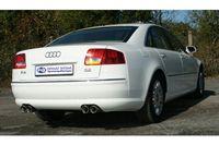 FOX Duplex Sportauspuff Audi A8/S8 Typ 4E 2x80 Typ 17 rechts/links Bild 4