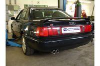 FOX Rennsportanlage Audi 100 / A6-S6 Typ C4 Quattro 2x70 Typ 16