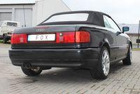 FOX Komplettanlage Audi 80/90 Typ 89 Coupe bis 94 - 2x76 Typ 10 Bild 6