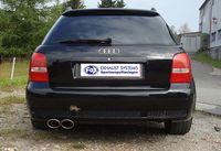 FOX Sportauspuff Audi RS4 Typ B5 2x115x85 Typ 32 Bild 4