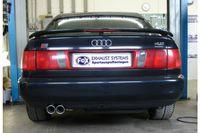 FOX Rennsportanlage Audi A6 Typ C4 Quattro 2x70 Typ 16 Bild 2