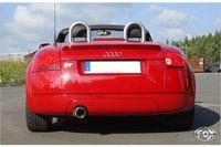 FOX Sportauspuff Audi TT Typ 8N 1x100 Typ 13