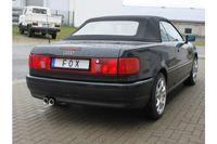 FOX Komplettanlage Audi 80/90 Typ 89 2x76 Typ 13 Bild 6