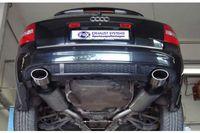 FOX Duplex Sportauspuff Audi RS6 Typ 4B 140x90 Typ 32 rechts/links Bild 6