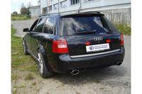 FOX Duplex Sportauspuff Audi RS6 Typ 4B 140x90 Typ 32 rechts/links Bild 4