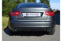 FOX Duplex Komplettanlage Audi RS6 Typ 4F 2x80 Typ 17 rechts/links Bild 4