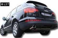 FOX Duplex Sportauspuff Audi Q7 129x106 Typ 32 rechts/links Bild 2
