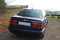 FOX Sportauspuff VW Passat 35i 2x80 Typ 13 Bild 4