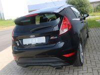 FOX Sportauspuff Ford Fiesta MK7 ab 08 inkl. Sport S 1x145x65mm Typ 59 Bild 5