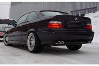 FOX Duplex Sportauspuff BMW E36 M3 - 2x76 Typ 13 rechts links Bild 2