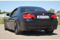 FOX Duplex Sportauspuff BMW E92  93 M3 - 2x90 Typ 10 rechts links Bild 5