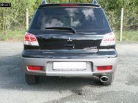 FOX Sportauspuff Mitsubishi Outlander 4WD 115x85 Typ 33 Bild 2
