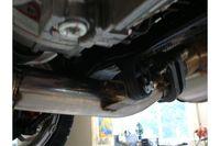 FOX Vorschalldämpfer Mitsubishi Lancer 8 Rally Art ab Bj. 09 Bild 3