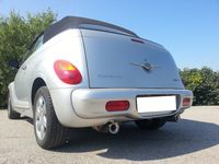 FOX Duplex Sportauspuff Chrysler PT Cruiser - 1x90mm Typ 13 rechts links Bild 6