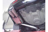 FOX Duplex Sportauspuff Chrysler 300C Lim. Kombi SRT8 ab 04 - 2x100mm Typ 17 rechts links Bild 4