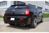 FOX Duplex Sportauspuff Chrysler 300C Lim. Kombi SRT8 ab 04 - 2x100mm Typ 17 rechts links Bild 6